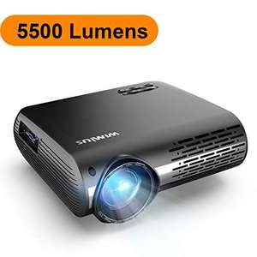 Vidéoprojecteur WiMiUS - 1080P, 5000 Lumens (Vendeur tiers)