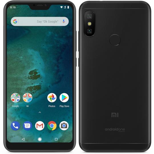 "Smartphone 5.84"" Xiaomi Mi A2 Lite - RAM 4Go, 64 Go"
