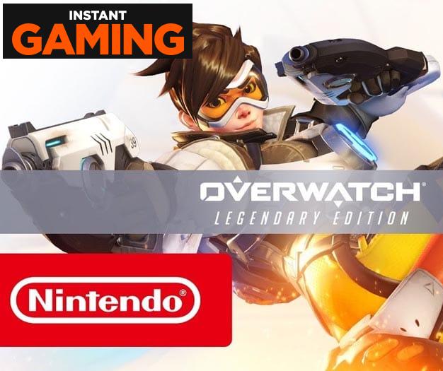 [Pré-commande] Overwatch  Legendary Edition sur Nintendo Switch (Dématérialisé)