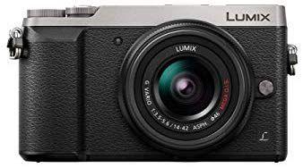 Appareil photo hybride Panasonic Lumix DMC-GX80 + obj Lumix 14-42