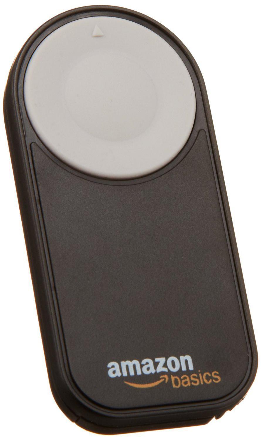 Télécommande AmazonBasics pour reflex Canon
