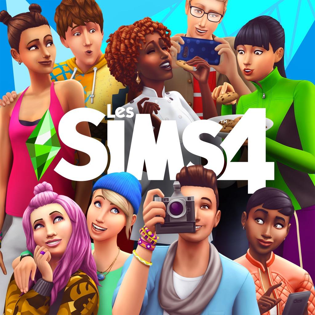 Les Sims  4 sur PS4 (Dématérialisé)