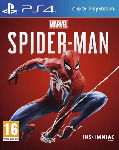Marvel's Spider-man sur PS4
