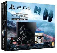 Pack console PS4 1 To Edition Spéciale Star Wars Battlefront