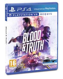 Blood And Truth sur PS4 (PSVR)