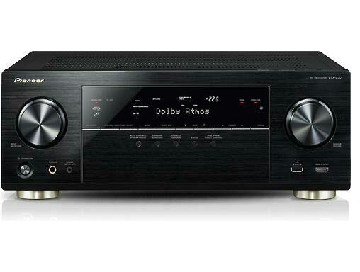 Ampli Home-cinéma 7.2 Pioneer 930K (avec ODR 75€)