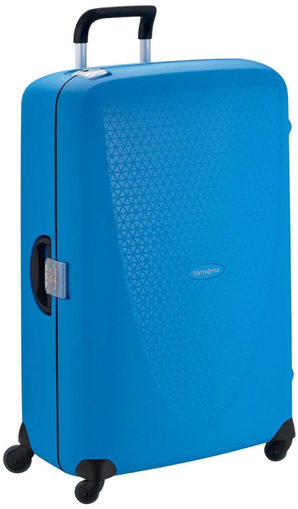 Valise Samsonite Termo Young 85 cm, 120 litres - Bleu