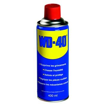 Lubrifiant multifonction / dégrippant WD-40 - 400 ml