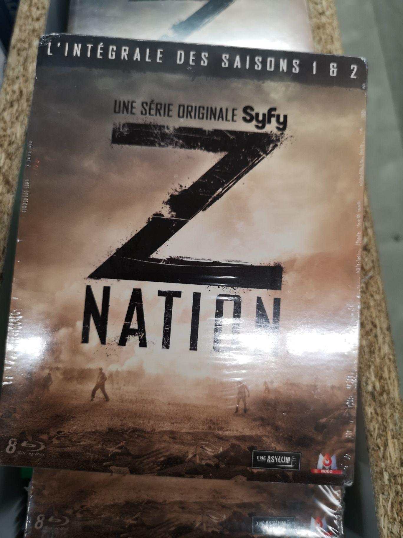 Coffret Blu-Ray Z Nation Saisons 1 & 2 - Manneval (27)