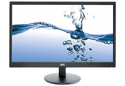 "Sélection d'écrans PC AOC en promo - Ex : Ecran 27"" AOC E2770SH - Full HD"