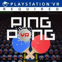 Jeu PSVR Ping Pong sur PS4 (Dématérialisé)