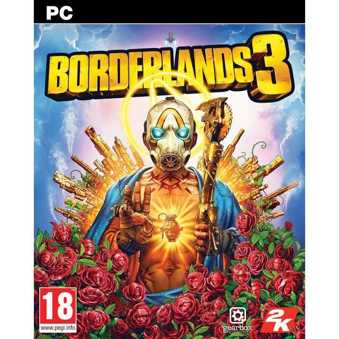 Borderlands 3 sur PC