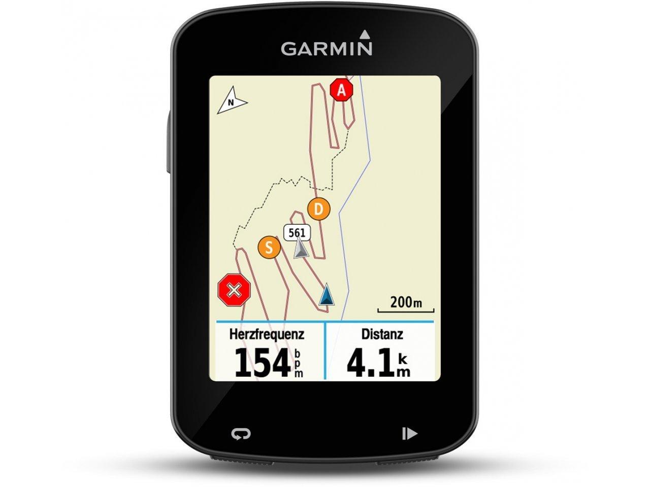 GPS Vélo Garmin 820 (bike-components.de)