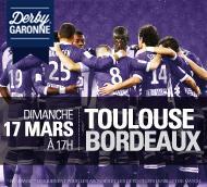 Place match de Football Toulouse - Bordeaux, pour toutes les femmes