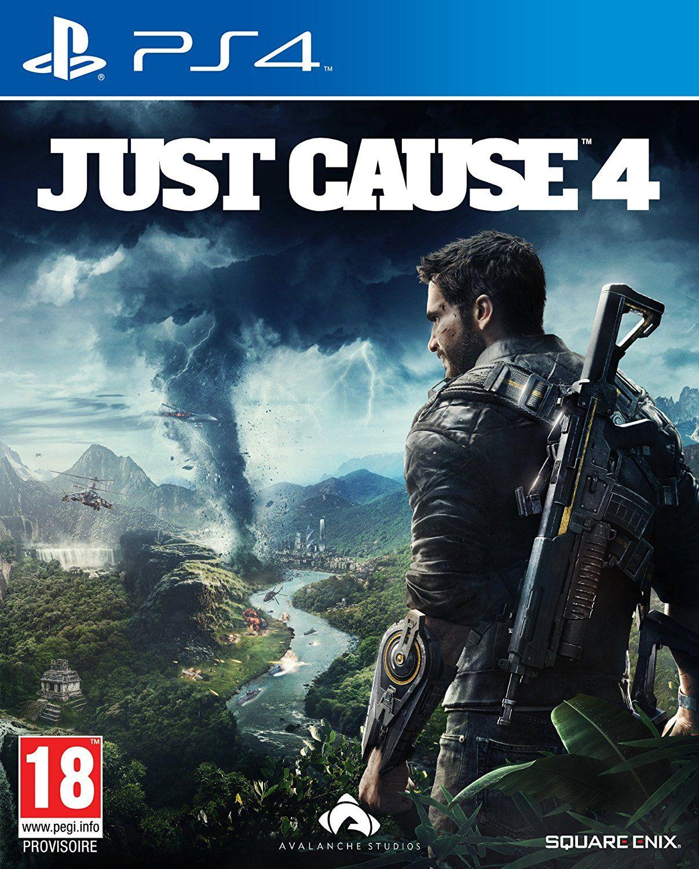 Just Cause 4 sur PS4 (+ 2€ en SuperPoints)