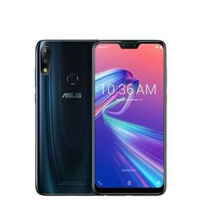 "Smartphone 6.3"" Asus Zenfone Max Pro (M2) - 4 Go RAM, 128 Go ROM, Bleu Neptune (Vendeur tiers)"
