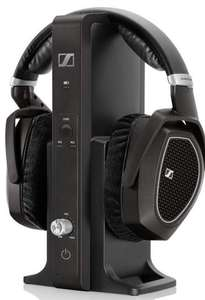Casque sans fil bluetooth Sennheiser RS ​185 - Noir