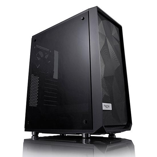 Boîtier Moyenne tour PC Fractal Design Meshify C - Black