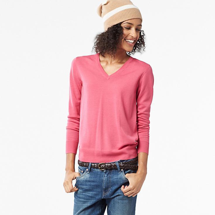 Pull 100% laine mérinos Uniqlo femme ou homme (livraison gratuite en boutique ou dès 30€ d'achat)