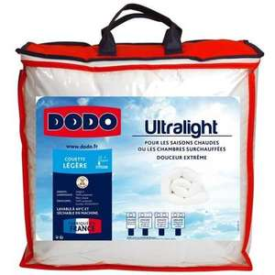 Couette Dodo Ultralight - 200 gr/m², 140 x 200 cm