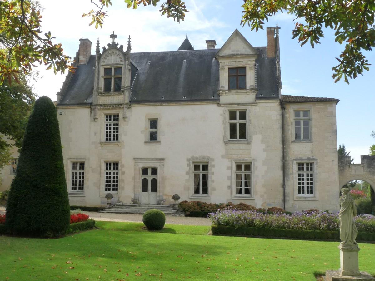 Visite gratuite des Chais du Château de Beaulon et Petit Déjeuner Offert - Saint-Dizant-du-Gua (17)
