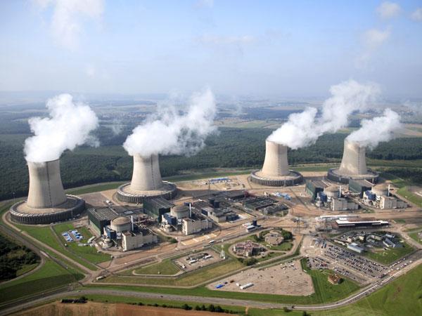 Visite gratuite de la centrale nucléaire de Cattenom (57) - le vendredi 25 octobre, à 14 h