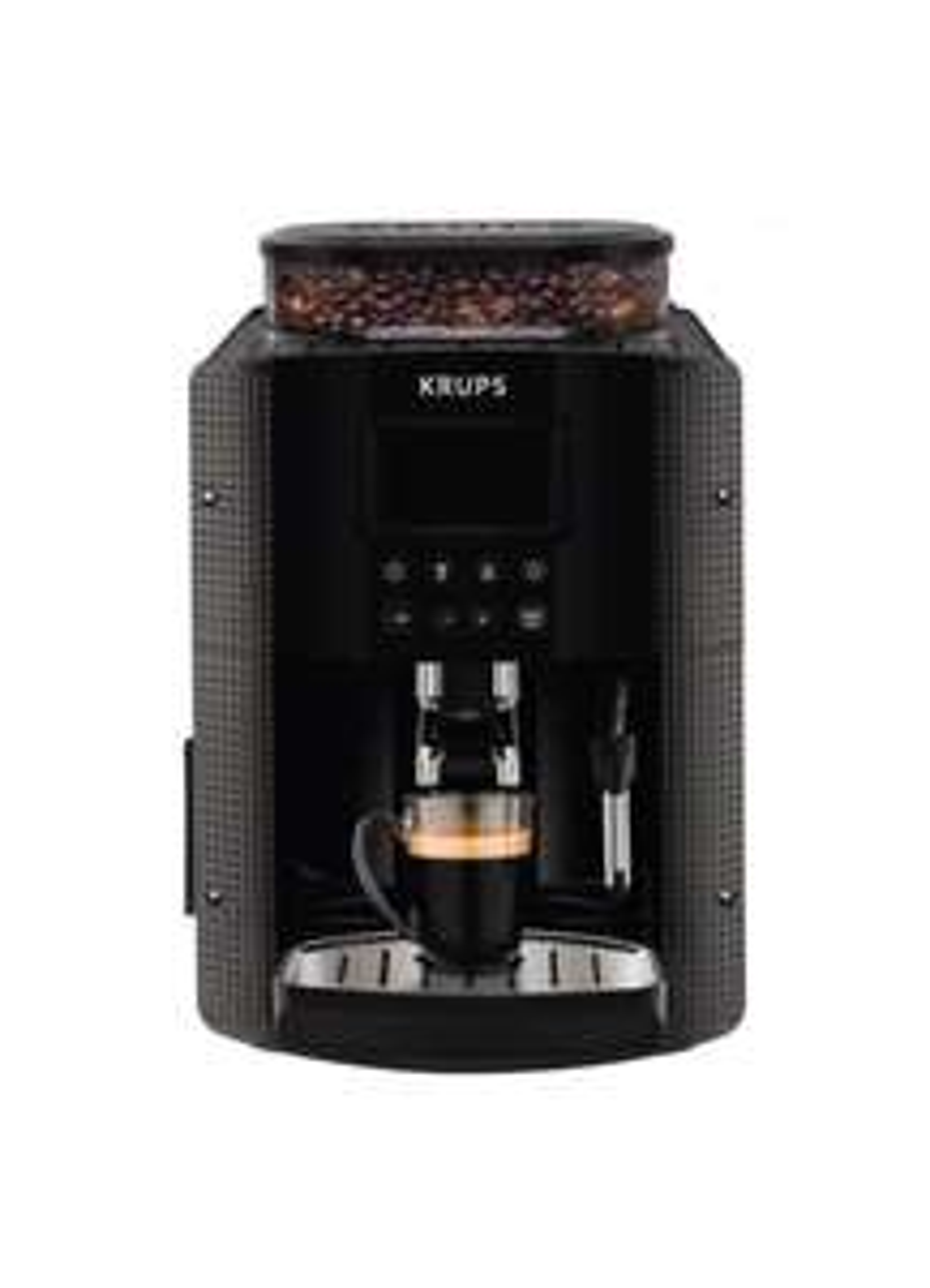 Machine café expresso automatique broyeur Krups YY8135FD