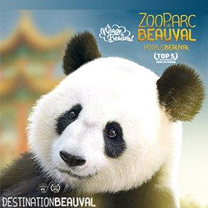 1 entrée adulte ou enfant du 10 septembre 2019 au 27 mars 2020 au Zooparc de Beauval (41)
