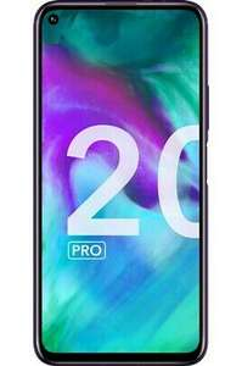 """Smartphone 6.26"""" Honor 20 Pro - Double SIM, 8GO de RAM / 256 Go, Phantom Black Purple (Via ODR de 100€)"""