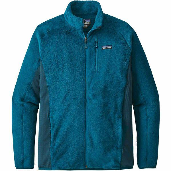 Veste polaire Patagonia M'S R2 JKT Big Sur - Polartec Thermal Pro, bleu (du S au XL)