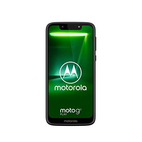 """Smartphone 5.7"""" Motorola Moto G7 Play Deep Indigo - 32Go (vendeur tiers)"""