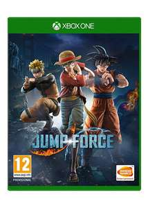 Jump Force sur Xbox One