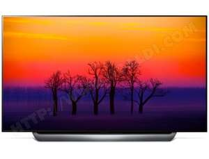 "TV OLED 55"" LG OLED55C8 - UHD 4K, HDR, Smart TV"
