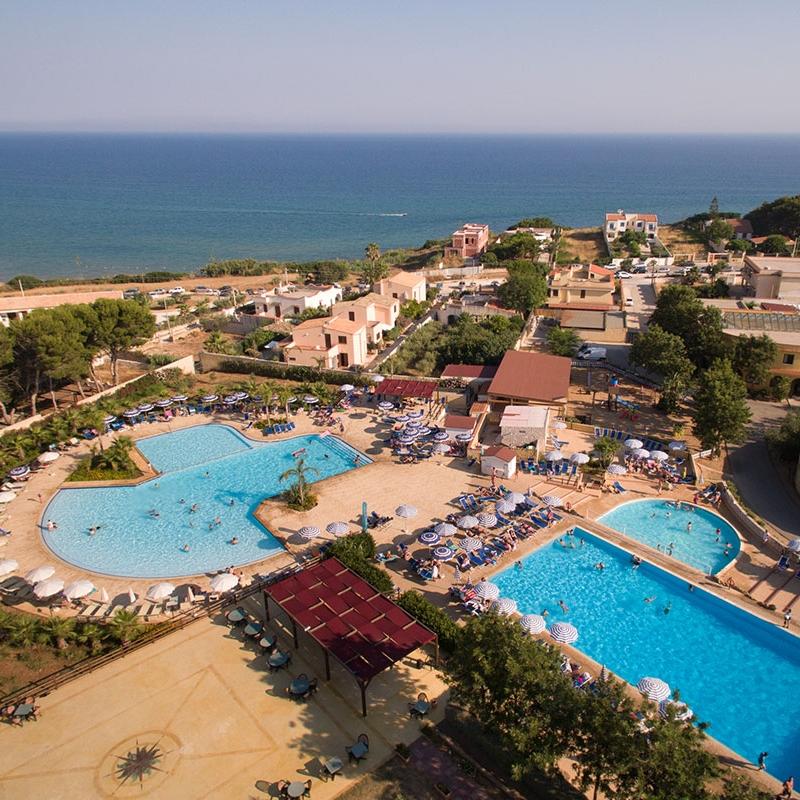 8 Jours / 7 Nuits au club 4* Club Marmara Sicilia - Vols A/R, Transferts et formule tout compris, fin Septembre 2019, prix par personne