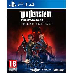 Wolfenstein: Youngblood - Édition Deluxe sur PS4