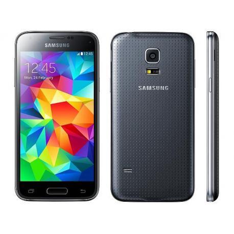 "Smartphone 4.5"" Samsung Galaxy S5 Mini Noir - Reconditionné"
