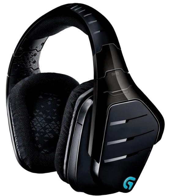 Micro-casque Sans-fil Logitech G933 Artemis Spectrum pour PS4, Xbox One & PC