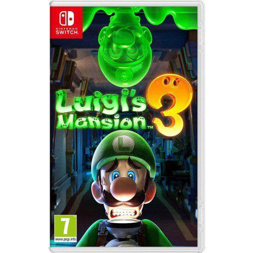 [Précommande] Luigi's Mansion 3 sur Nintendo Switch (Frontaliers Belgique)