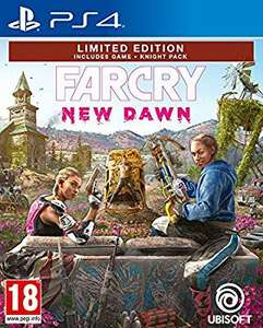 Far Cry New Dawn Edition limitée sur PS4 (Import)