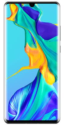 "Smartphone 6.47"" Huawei P30 Pro - Full HD+, Kirin 980, RAM 8 Go, ROM 128 Go+ Ecouteurs sans-fil FreeBuds Lite (via formulaire)"