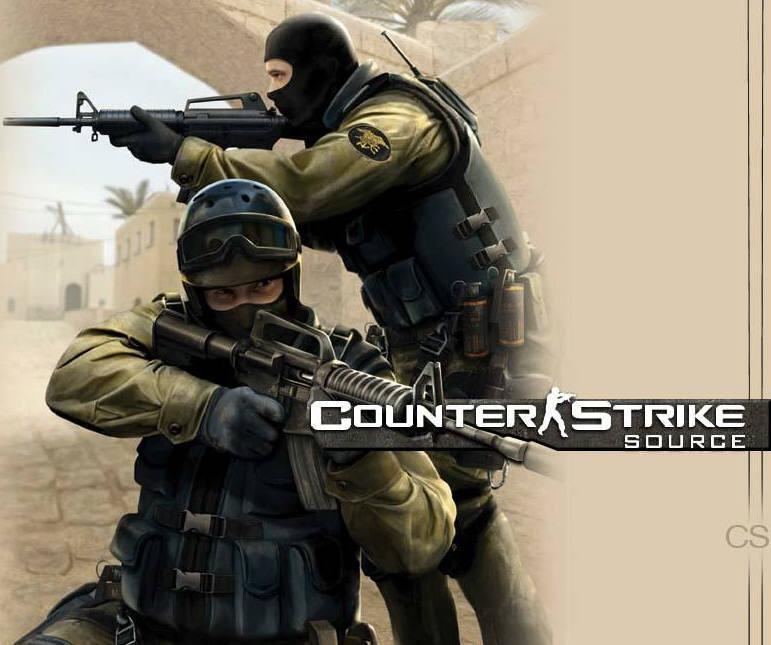 Jeu Counter Strike : Source sur PC (Dématérialisé - Steam)