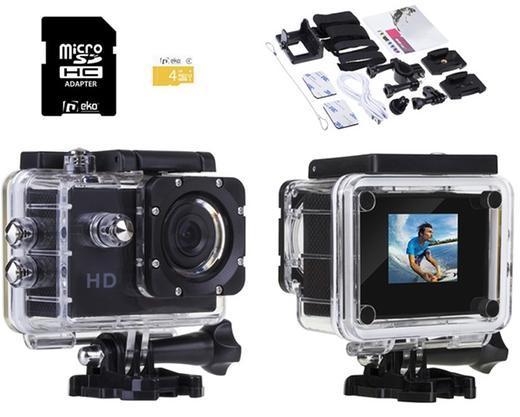 Camera Sportive et son boitier - 720p
