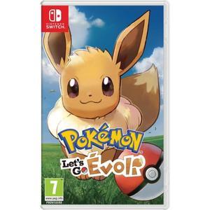 Pokémon : Let's Go Évoli sur Nintendo Switch
