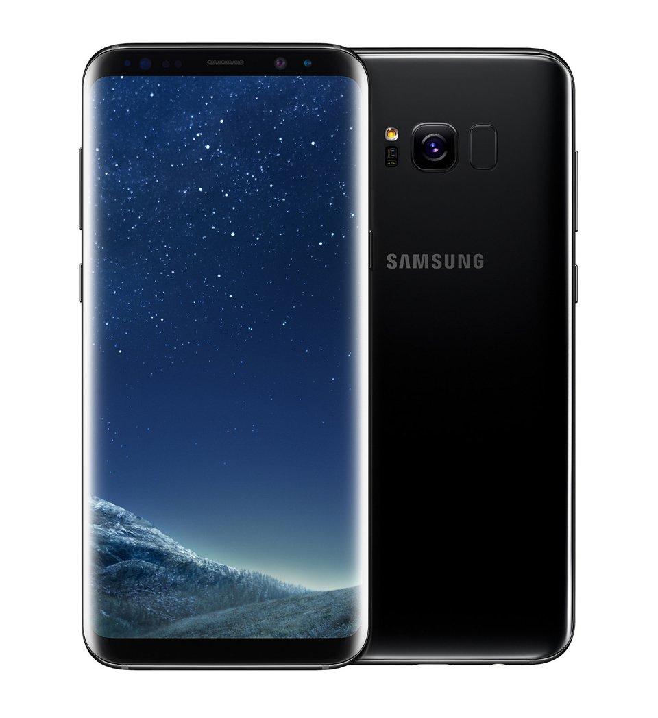 """Smartphone 5.8"""" Samsung Galaxy S8 (SM-G950F) - 4 Go de RAM, 64 Go (Vendeur tiers)"""