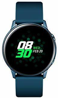 Montre Connectée Samsung Galaxy Watch Active (Coloris au choix) - Boîtier 40 mm, Bluetooth 4.2, Stockage 4 Go