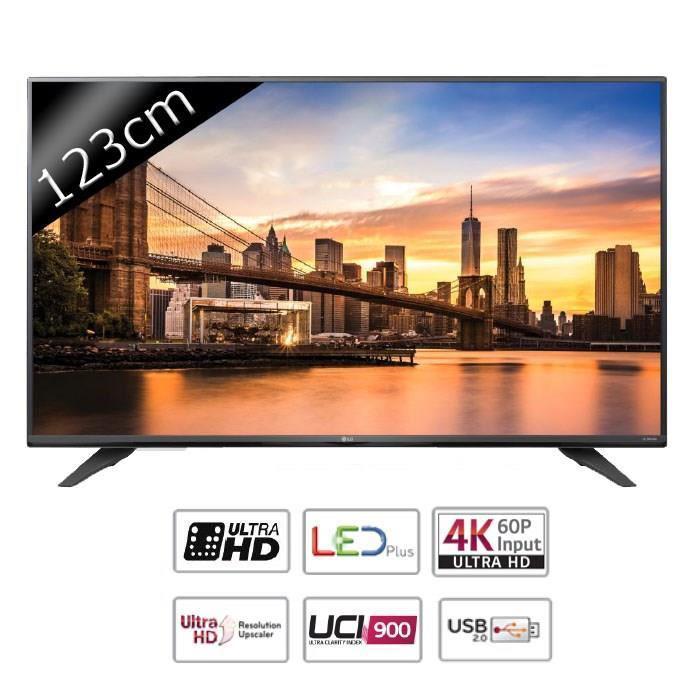 """TV 49"""" LG 49UF671V - LED, UHD 4K"""