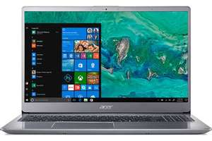 "PC Portable 15.6"" Acer Swift 3 (SF315-52-54U1) - i5-8250U, 8 Go RAM, 512 Go SSD"