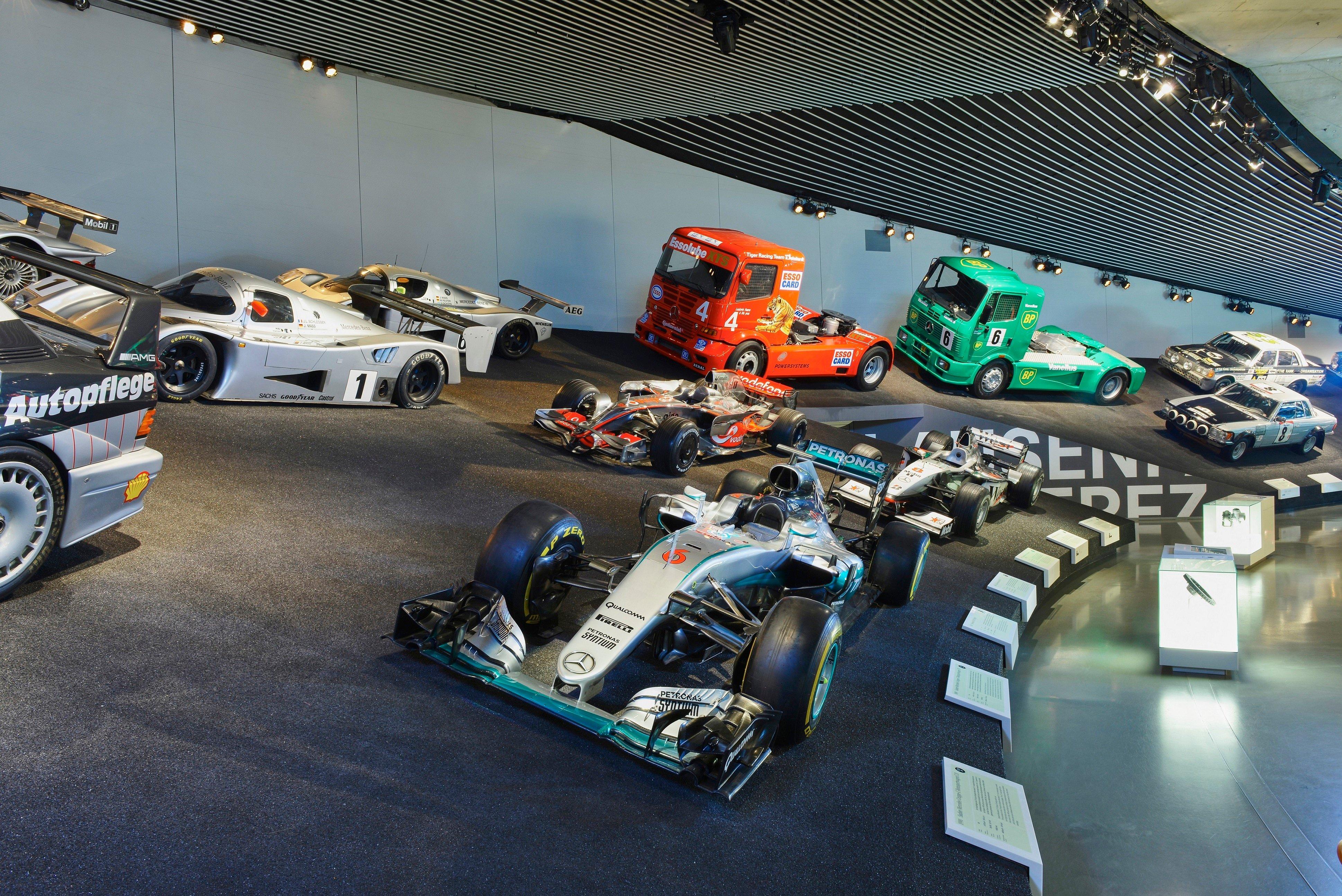 Entrée gratuite au musée Mercedes-Benz de Stuttgart (Frontaliers Allemagne)