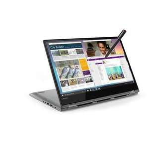 "PC Ultra Book Convertible 14"" Lenovo Yoga 530-14ARR (81H90024FR) - HD, Ryzen 3 2200U, RAM 4Go, SSD 128Go, Windows 10"