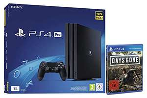Pack Console Sony PS4 Pro 1To (Chassis CUH-7216B) + Days Gone